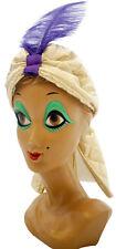 Animation-Character-ALADDIN-GENIE HAT ARABIAN NIGHTS  FANCY DRESS ACCESSORY