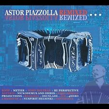 Remixed by Astor Piazzolla koop metier john beltran hi perspective alexkid zeb