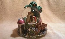 Disney, Lady and the Tramp Musical and LIghted Snow Globe