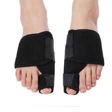 Big Toes Hallux Valgus Splint Support Corrector Straightener Bunions Strap Brace