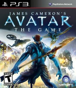 James Cameron's Avatar: The Game - Playstation 3 Game