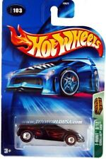 2004 Hot Wheels Treasure Hunt #103 Cadillac Cien