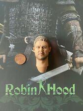 POP Toys EX21 Robin Hood cabeza esculpida la expresión Suelto Escala 1/6th