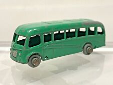🚌 Vintage 1950s LESNEY No. 21a GREEN BEDFORD COACH / BUS Matchbox Dinky ENGLAND