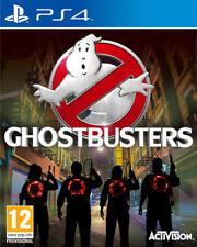 GHOSTBUSTERS VIDEOGIOCO PS4 GIOCO PLAY STATION 4 ITALIANO SIGILLATO CO-OP ITA