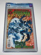Amazing Spiderman #19, Vol 2 - CGC NM/MT 9.8 - Classic Venom cover
