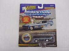 1/64th 1958 Christine Richard Earle #4 Blue/Gray Johnny Lightning  Diecast
