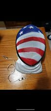 American Fencing Gear Foil Mask Ce350N Certified National Grade New! Small