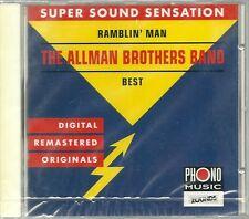 Allman Brothers Band, The Ramblin' Man (Best of) Zounds CD Neu OVP Sealed OOP