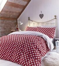 Catherine Lansfield Hearts Bedding Sets & Duvet Covers