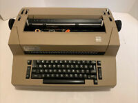 VTG IBM Selectric II Correcting Electric Typewriter Parts/Repair!