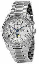 longines master collection l26734786 wrist watch for men