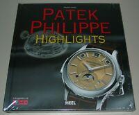 Herbert James: Bildband Patek Philippe Uhren Uhr Highlights Heel Buch Neu!