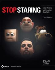 Stop Staring: Facial Modeling and Animation Done Right, , Osipa, Jason, Good, 20
