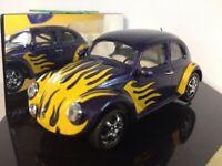 Rare Vitesse Volkswagen Custom Kager L001A. VW Beetle `1/43 die cast model