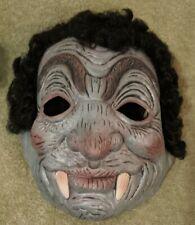 Vtg Spearhead Halloween Rubber Mask Vampire Monster Ghoul spooky scary