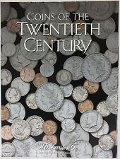 Coin Folder - Twentieth 20th Century - HE Harris Album # 2700 - NEW