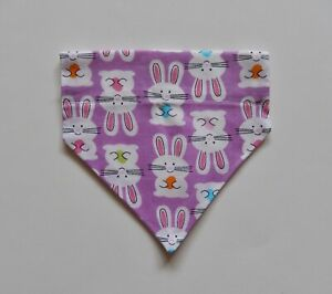 EASTER MISC SMALL OVER THE COLLAR DOG SCARF/BANDANA
