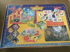 Disney - Malette Multi Jeux - 4 Activités - 4 Activity Game Case with Handle