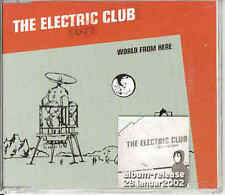 Electric Club - World From Here, CD-Maxi