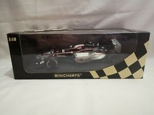 MINICHAMPS MINARDI COSWORTH PS03 JUSTIN WILSON 1302PCS 1:18 RARE
