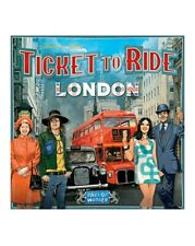 Ticket To Ride - London Days Of Wonder Board Game BRAND NEW ~ Factory Sealed
