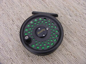 Cortland Rimfly Fly reel   ( Made in England ) Small size   NEAR MINT with line