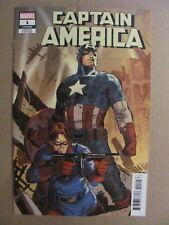 Captain America #1 Marvel Comics 2018 Series Garney Variant 9.6 Near Mint+