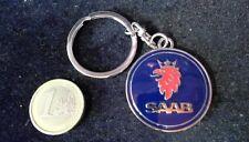 Saab Schlüsselanhänger Keyring Logo Emblem