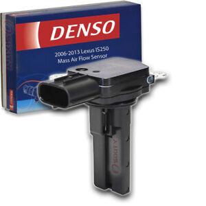 Denso Mass Air Flow Sensor for 2006-2013 Lexus IS250 2.5L V6 Intake Emission xo