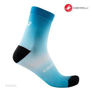 Castelli GRADIENT 10 Cycling Socks : MARINE BLUE - One Pair