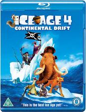 ICE AGE 4: CONTINENTAL DRIFT****BLU-RAY*****REGION B*****NEW & SEALED