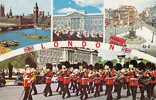 BF25075 multi views military london  united kingdom front/back image