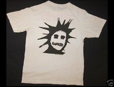 RANCID Let the Dominoes Fall 2009 Size Medium White T-Shirt