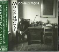 Donald Fagen ‎Morph The Cat JAPAN CD with OBI WPCR-12246
