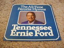 Tennessee Ernie Ford - The All-Time Favorite Hymns CD *RARE* 1992  24-Songs!