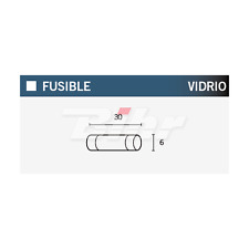 Fusible 30mm 15A
