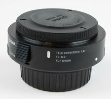 Sigma 1.4x Teleconverter TC-1401 for Nikon