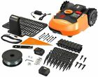 WORX WR153 20V Landroid L Cordless 4.0ah Powershare Robotic Lawn Mower w/ GPS