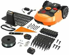 Worx Wr153 20V Landroid L Cordless 4.0ah Powershare Robotic Lawn Mower w/ Gps