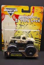 HOT WHEELS MONSTER JAM HALLOWEEN EL TORO LOCO LIMITED EDITON