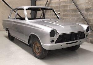 Ford Mk1 Cortina Fuel Tank Base Gasket Fits GT / Standard Models