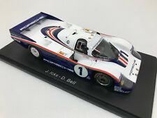 """1/43 Porsche 956 """"R thmans"""" #1 Sieger 24h Le Mans 1982 SPARK 43LM82 OVP !"""