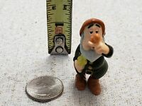 Snow White and the 7 Dwarf Sneezy Figurine- Fast shipping