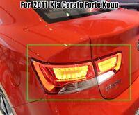 For The  LED Tail Lights Lamp Assy 4P 1Set (For 2011 Kia Cerato Forte Koup)