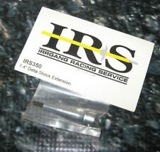 """VINTAGE NEW IRS TEAM ASSOCIATED 1.4"""" DELTA SHOCK EXTENSION & OTHERS RC AE IRS350"""