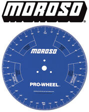 "Moroso 62191 Professional Series 18"" Universal Camshaft Cam Degree Wheel Tool"