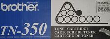 Brother TN-350 Toner Cartridge Genuine OEM For DCP-7020 FAX-2820 FAX2920