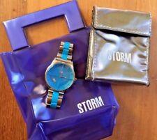 Storm Nexon Japanese Analog Blue Dial Men's Watch-make an offer!