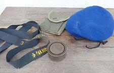 Großes Lot verschiedenster Gegenstände Barett, Mützenband Britsche Tasche 1943